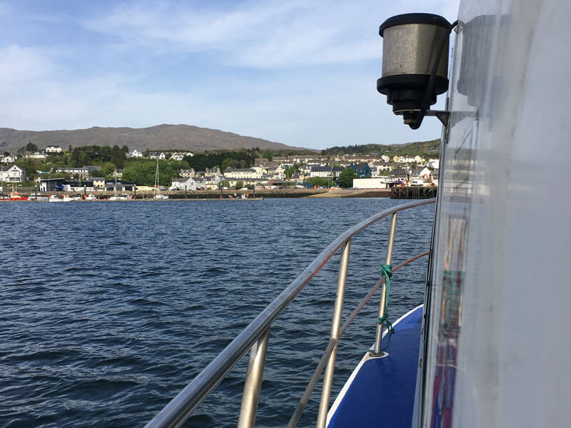 The Meridian - Angling - Killybegs