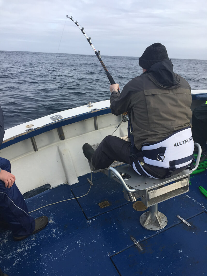 Killybegs Angling Charters - Tuna Fishing
