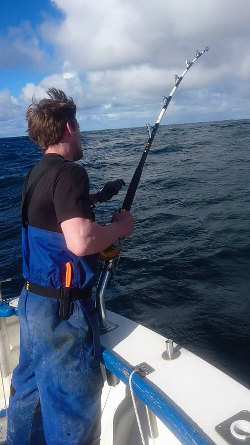 Killybegs Angling Charters - Fishing